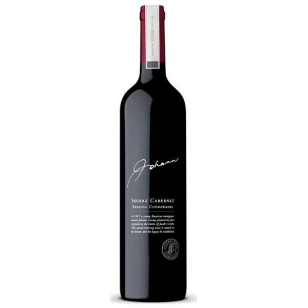 Jacob's Creek Johann Shiraz Cabernet