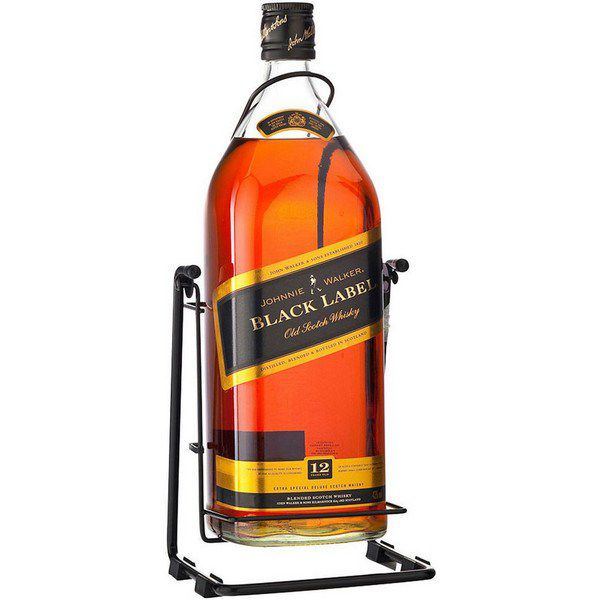 Johnnie Walker Black Label Cradle