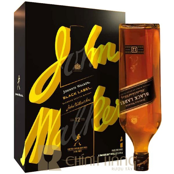 Johnnie Walker Black Label - Hộp Quà Tết 2022