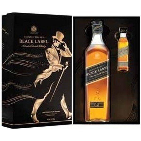 Johnnie Walker Black Label - Hộp Quà Tết