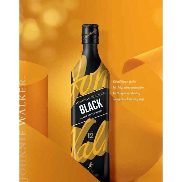 Johnnie Walker Black Label Icon 2.0 - Tết 2022 Limited
