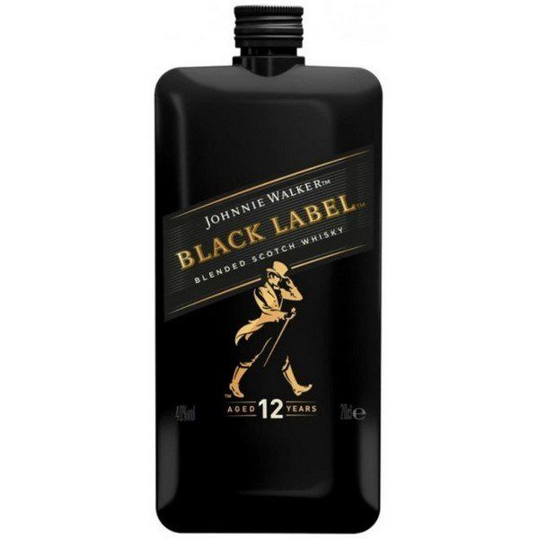 Johnnie Walker Black Label Pocket
