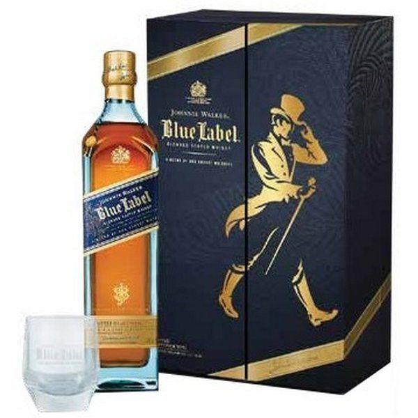 Johnnie Walker Blue Label - Hộp Quà Tết 2020