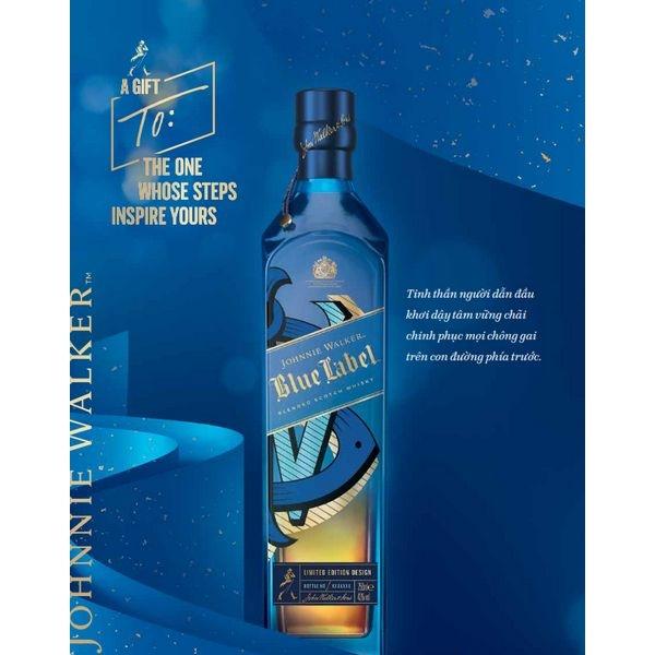 Johnnie Walker Blue Label Icon 2.0 - Tết 2022 Limited