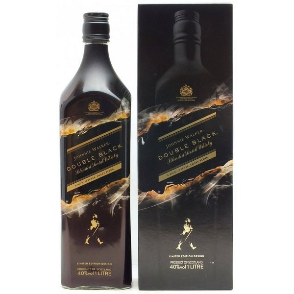 Johnnie Walker Double Black Limited Edition