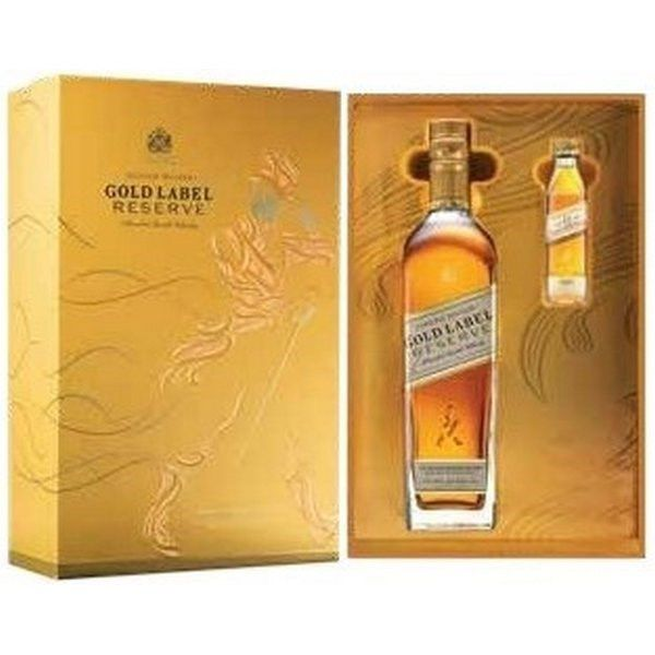 Johnnie Walker Gold Label - Hộp Quà Tết 750 ml