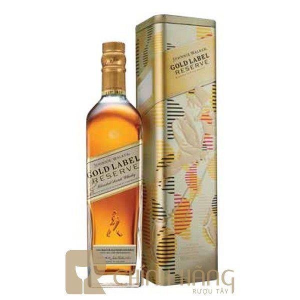 Johnnie Walker Gold Label Hộp Thiết - Tết 2020