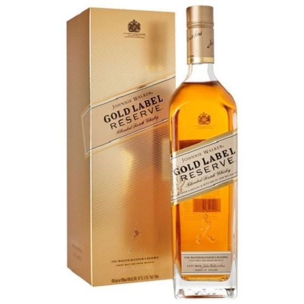 Johnnie Walker Gold Reserve 1750ml Cradle