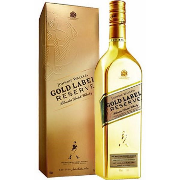 Johnnie Walker Gold Reserve Mạ Vàng