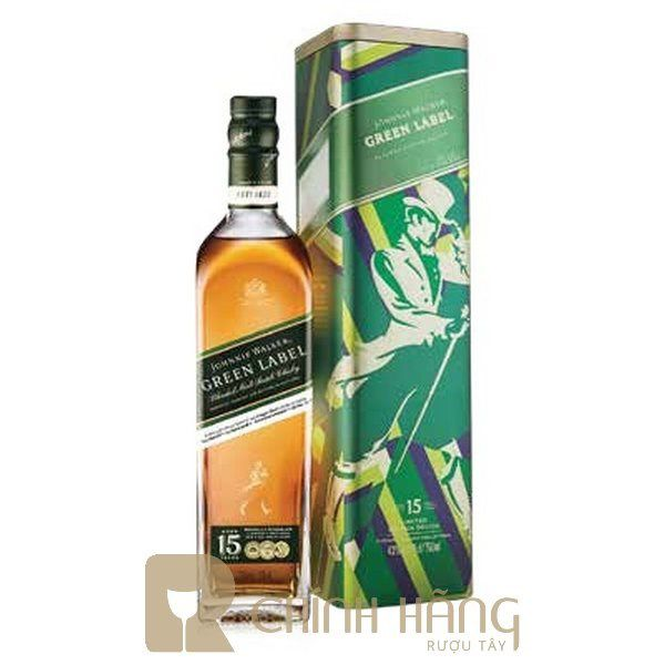 Johnnie Walker Green Label Hộp Thiết - Tết 2020 750 ml