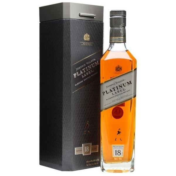 Johnnie Walker Platinum 18Y