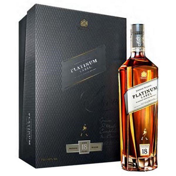 Johnnie Walker Platinum 18Y IBC 750 ml