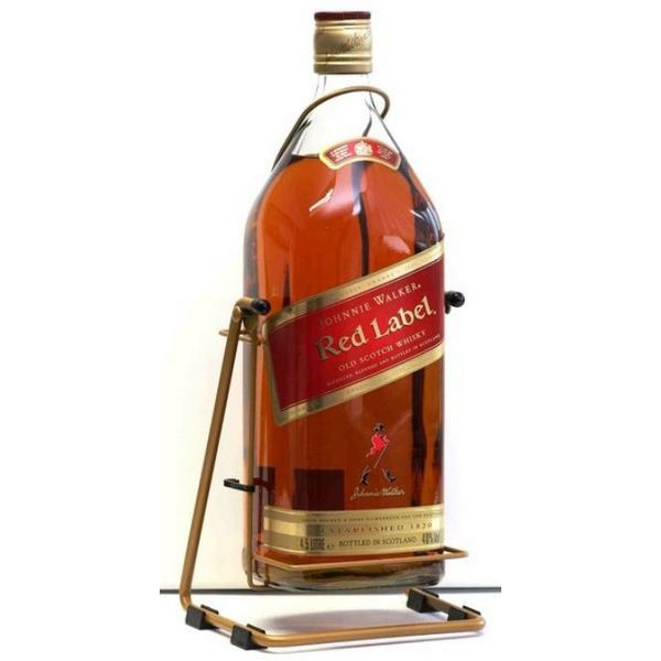 Johnnie Walker Red Label Cradle