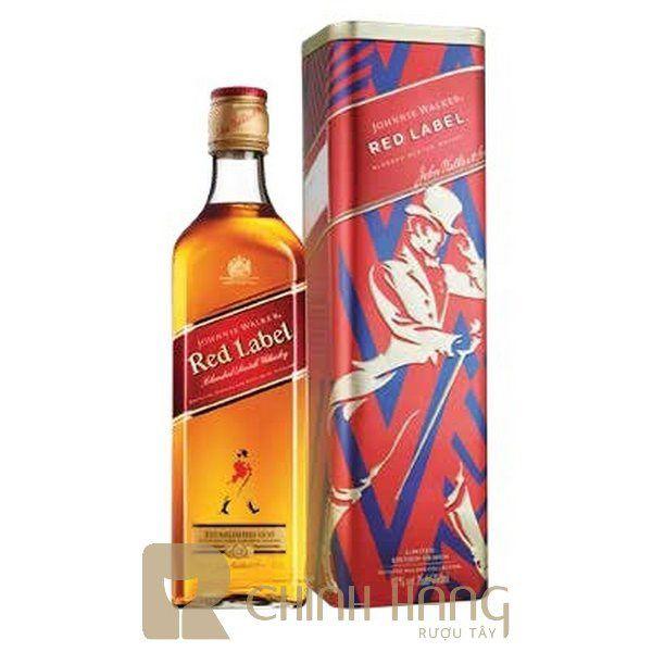 Johnnie Walker Red Label Hộp Thiết - Tết 2020