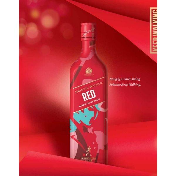 Johnnie Walker Red Label Icon 2.0 - Tết 2022 Limited