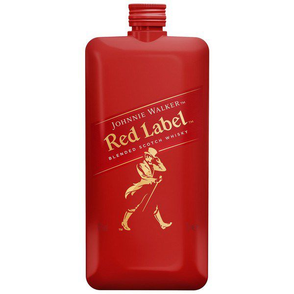 Johnnie Walker Red Label Pocket 200 ml