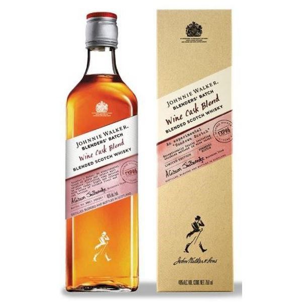 Johnnie Walker Wine Cask