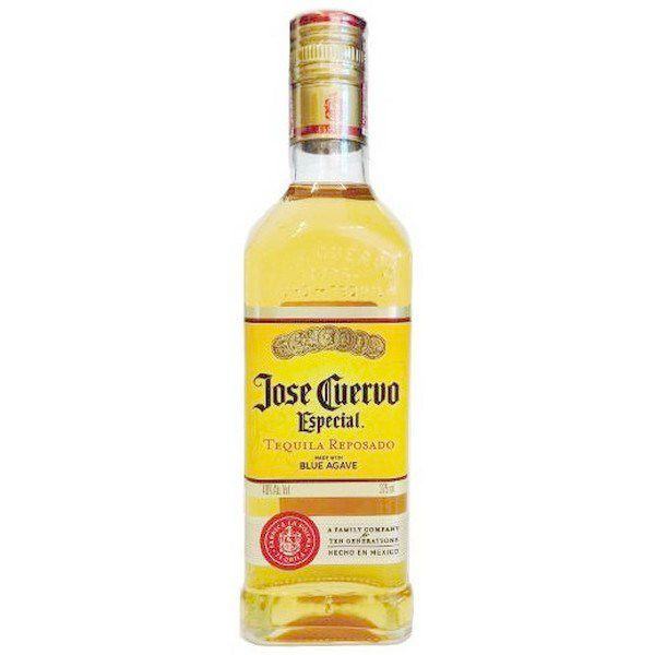 Jose Cuervo Reposado 375ml (Vàng)