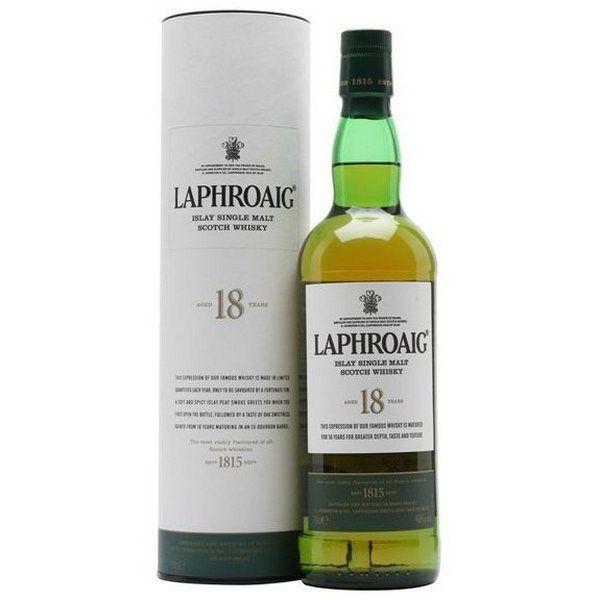 Laphroaig 18 Năm
