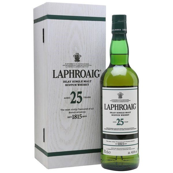 Laphroaig 25 Năm