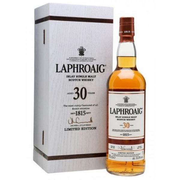 Laphroaig 30 Năm