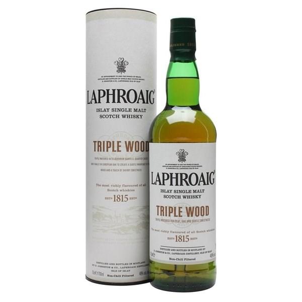 Laphroaig Triple Wood 700 ml