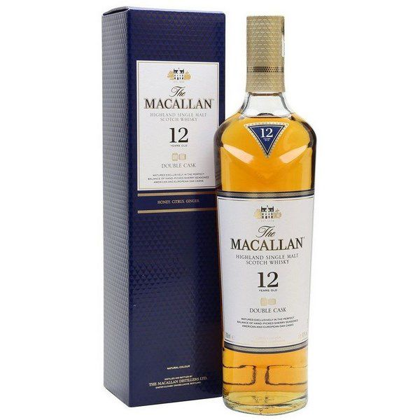 Macallan 12 Năm Double Cask