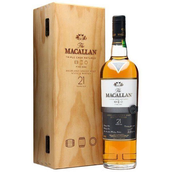 Rượu Macallan Fine Oak 21 Năm