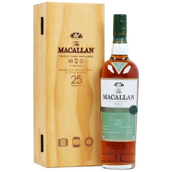 Rượu Macallan Fine Oak 25 Năm
