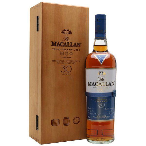 Rượu Macallan 30 Năm Fine Oak