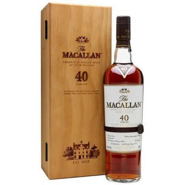 Rượu Macallan 40 Năm Sherry Oak
