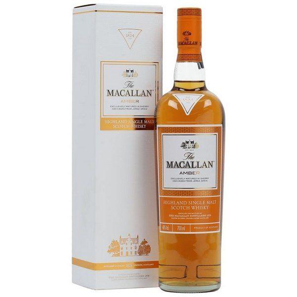 Rượu Macallan 1824 Amber
