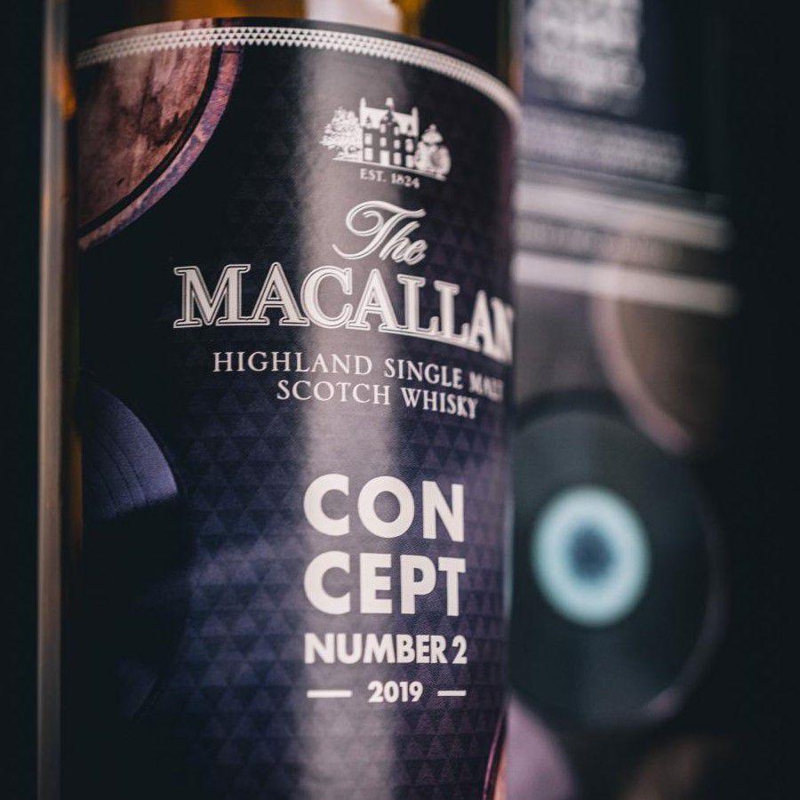 Rượu macallan concept no 2