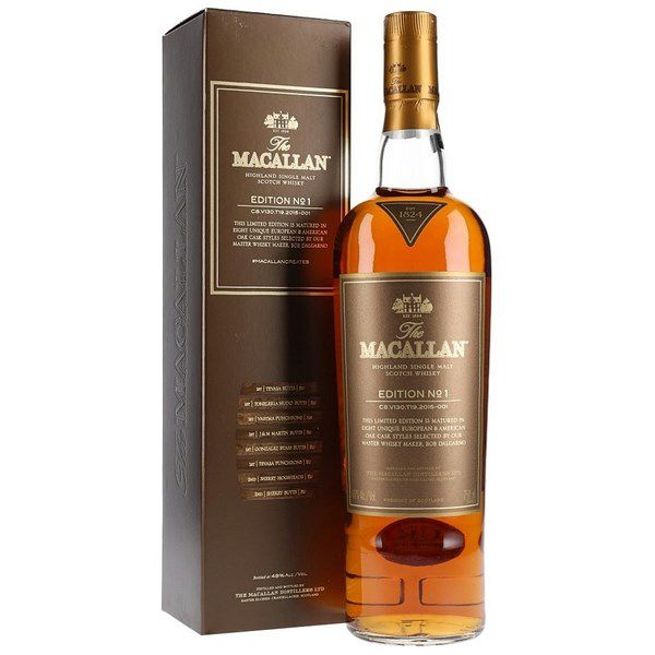 Macallan Edition No.1 700 ml