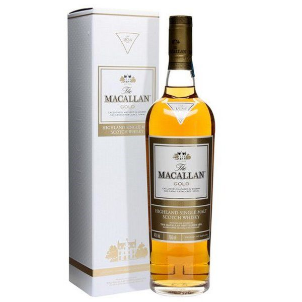 Rượu Macallan 1824 Gold