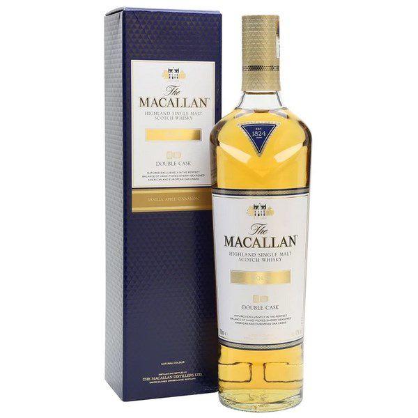Macallan 1824 Gold Double Cask