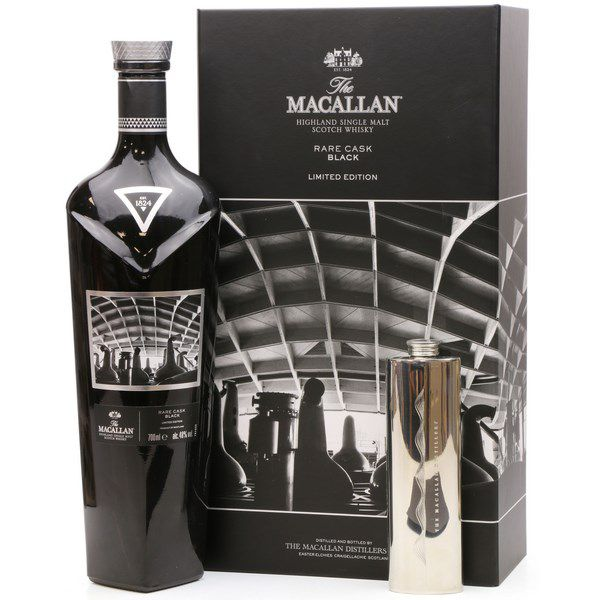 Macallan Rare Cask Black Limited
