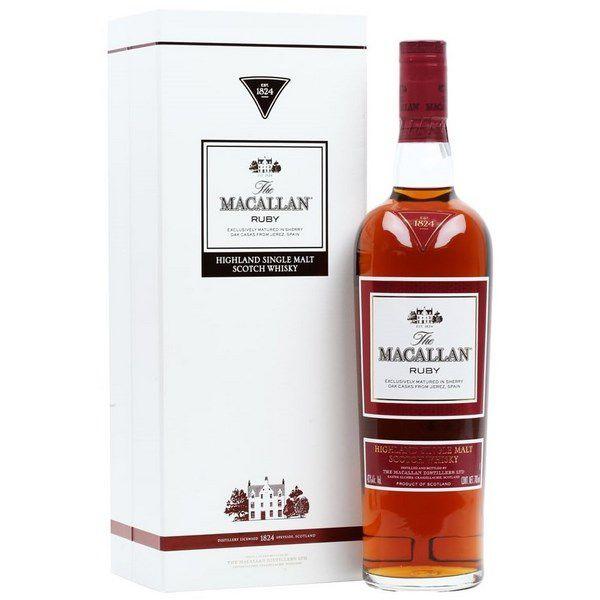 Rượu Macallan Ruby