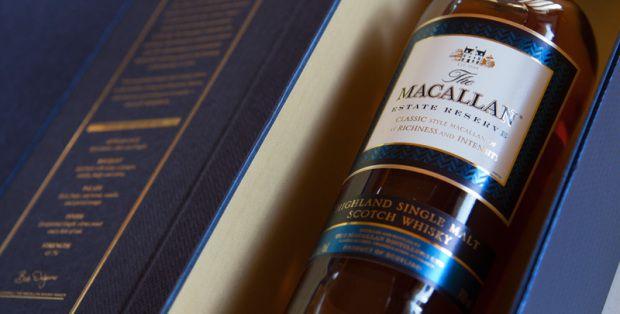 Rượu Macallan 1824 Estate Reserve