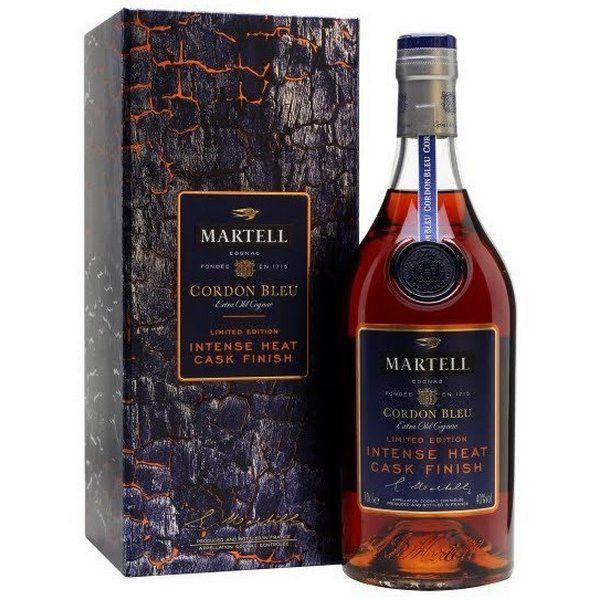 Martell Cordon Bleu Intense Heat Cask Finish 700 ml