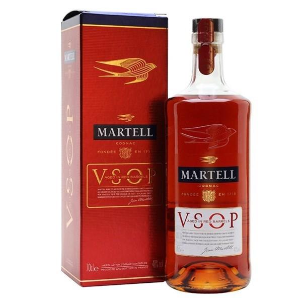 Martell VSOP Red Barrels 1L