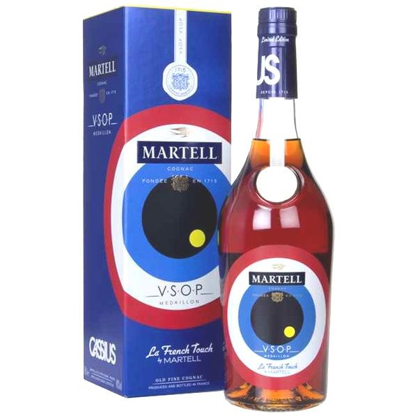 Martell VSOP Xanh - La French Touch