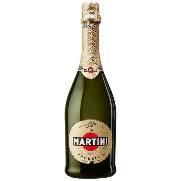 Martini Sparkling Wine Prosecco Extra Dry