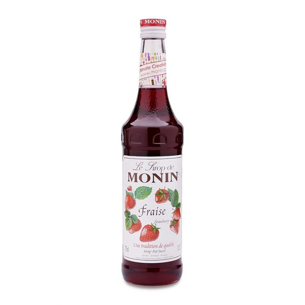 Monin Strawberry (Dâu)