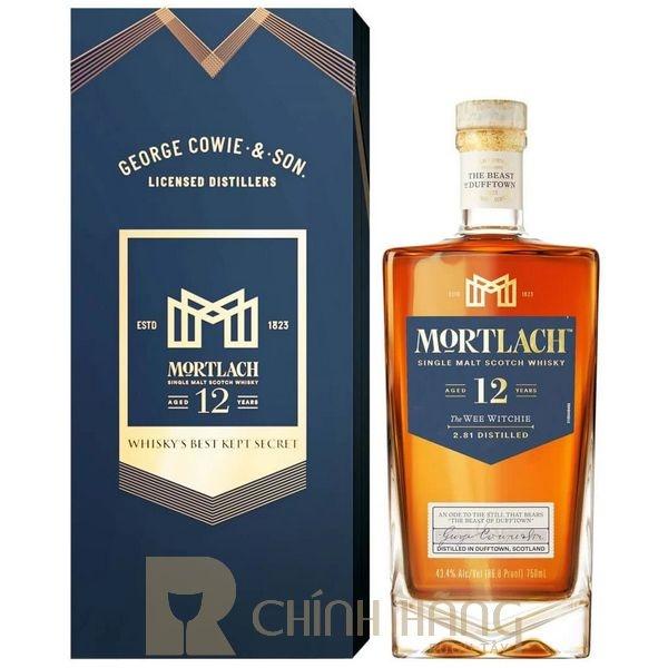 Mortlach 12 Năm - Hộp Quà Tết 2022