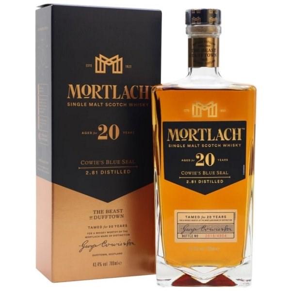 Mortlach 20 Năm