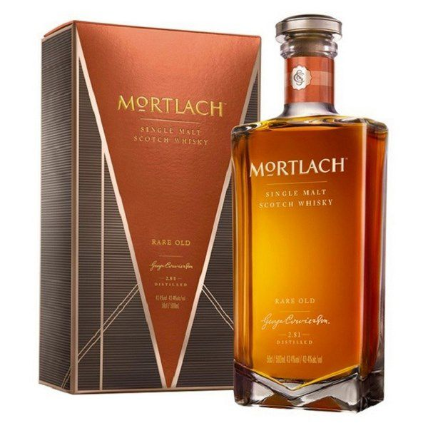 Mortlach Rare Old 500 ml