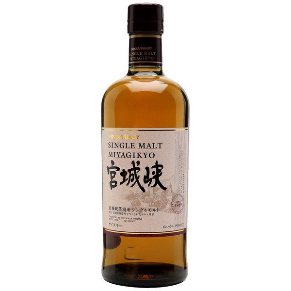 Nikka Whisky Single Malt Miyagikyo