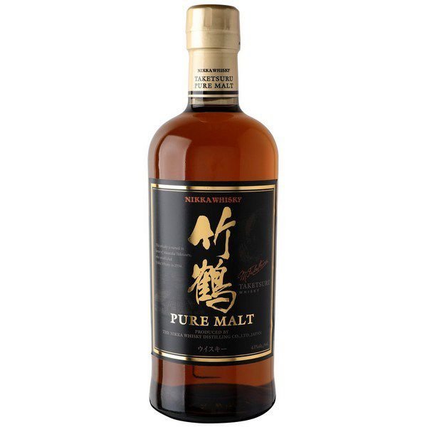 Nikka Whisky Taketsuru Pure Malt
