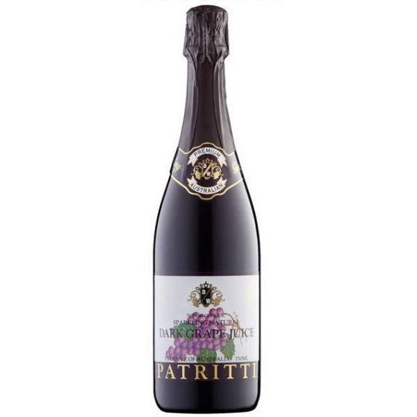 NTC Patritti Dark Grape Juice - Nho tím